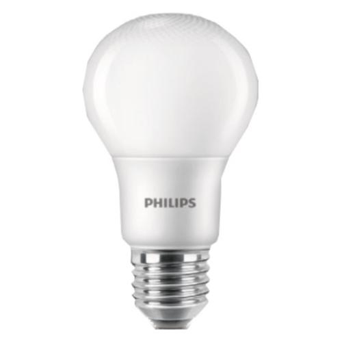PHILIPS หลอดแอลอีดี บัล์บ 12 วัตต์  E27 6500K - APR แพ็ค4 สีขาว