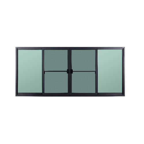 A-Plus หน้าต่างบานเลื่อนเปิดกลางซาฮ่าร่า ขนาด 2.40x1.10  SR-007