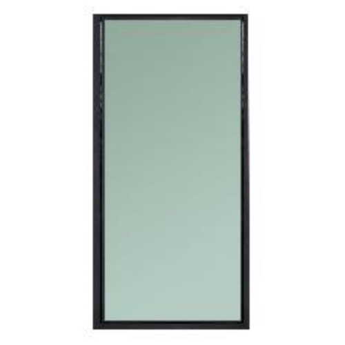 A-Plus  หน้าต่างอะลูมิเนียม ช่องแสงติดตายขนาด  40x200ซม. SAHARA