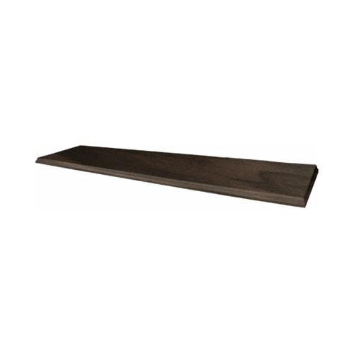 FASTTECH แผ่นชั้นไม้ขอบหยัก WS2560/วอลนัท วอลนัท