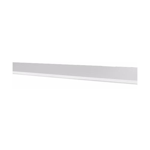 แผ่นชั้นไม้ขอบหยัก WS25120/ขาว ขาว