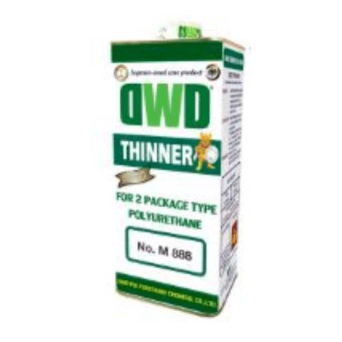 DWD ทินเนอร์  (ขนาด 1.5 ลิตร)  2K M888