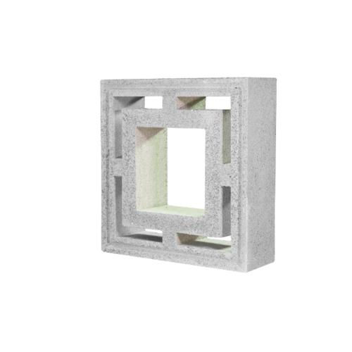 smart block บล็อคช่องลม สี่เหลี่ยมซ้อน 30x30x9 ซม.สมาร์ทบล็อค smart
