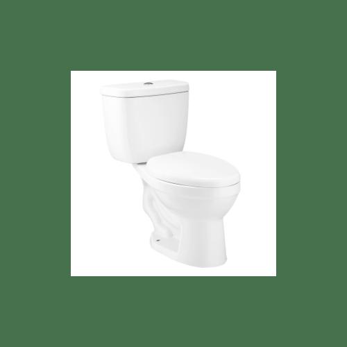 PREMA สุขภัณฑ์สองชิ้น PEAK (Soft Close) P11005 ขาว