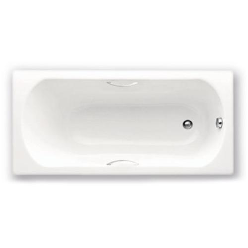 COTTO อ่างอาบน้ำอะครีลิคแบบก่อเคาน์เตอร์ แอสทารา BT233PP(H)WH ขาว