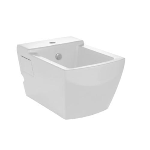 Cotto  โถชำระล้างสำหรับผู้หญิงแบบแขวนผนัง B37007 รุ่น ทีทรากอน  Hyg.