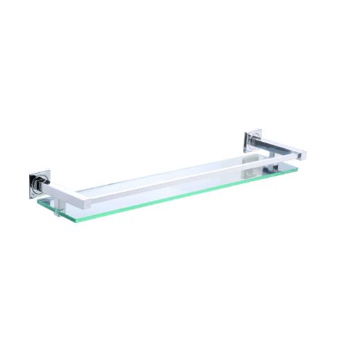 PREMA หิ้งกระจก  PM045(HM) สีโครเมี่ยม