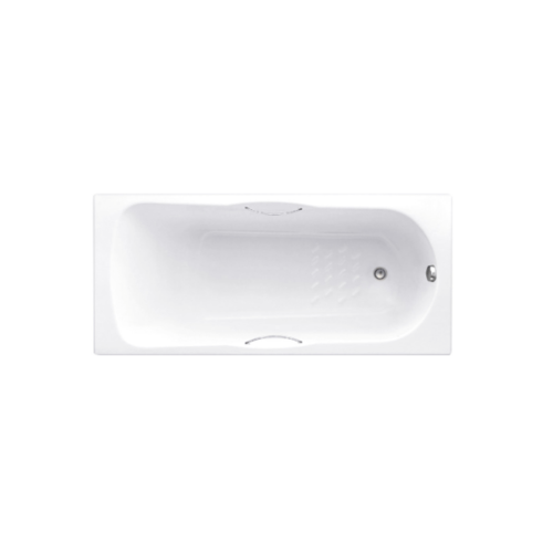 Cotto อ่างอาบน้ำ  BH227PP(H) ขาว สีขาว