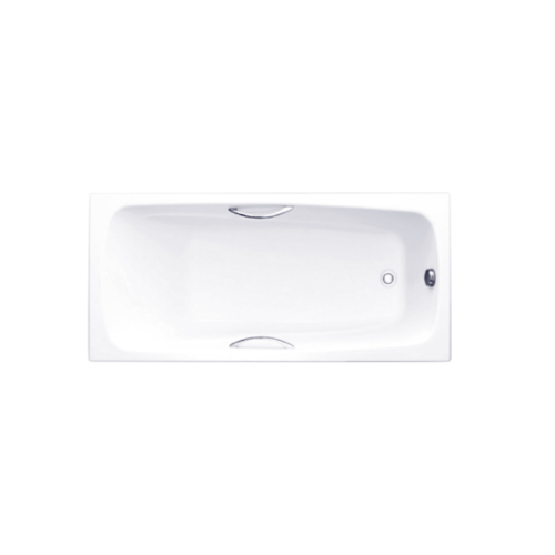 Cotto อ่างอาบน้ำ  BH220PP(H) ขาว สีขาว