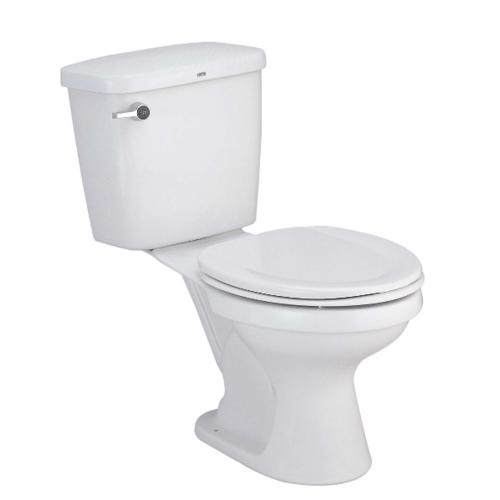Cotto สุขภัณฑ์สองชิ้น ฝารองนั่ง  ธันย่า C186 ฝารองนั่ง C900561 สีขาว