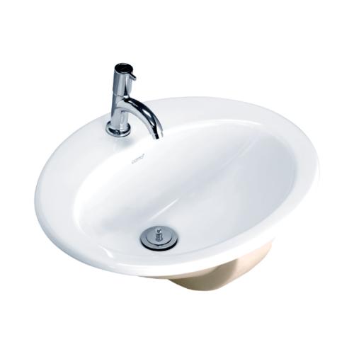 Cotto อ่างล้างหน้า  C029 สีขาว