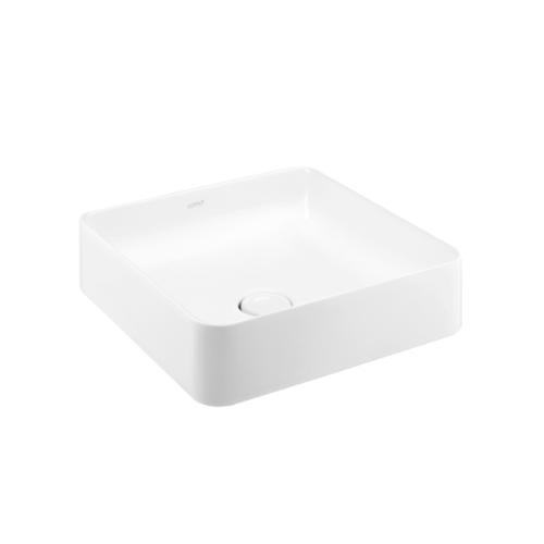 Cotto อ่างล้างหน้าชนิดวางบนเคาน์เตอร์ C003417 สีขาว