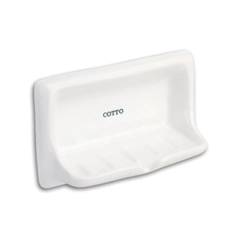 Cotto ที่วางสบู่ ขนาด 4X8 ซม. C805