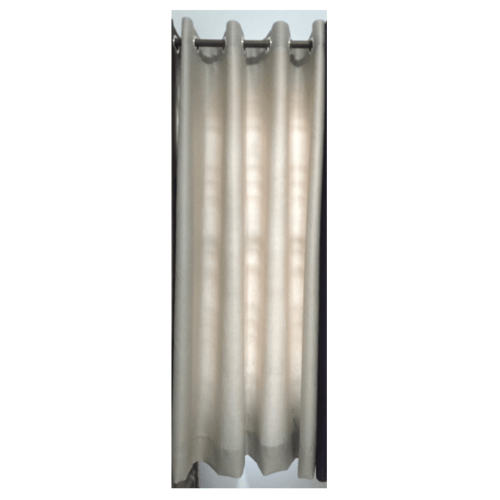 Davinci ผ้าม่านประตู ขนาด (150 x 250 ซม.) R3903-1 สีเทา