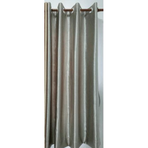 Davinci ผ้าม่านประตู ขนาด (150 x 250 ซม.) Y6079-5 สีเทา