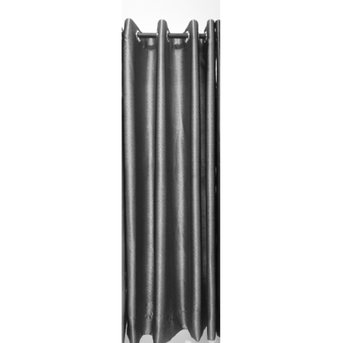 Davinci ผ้าม่านประตู ขนาด (150 x 250 ซม.) Y6002-2 สีเทา