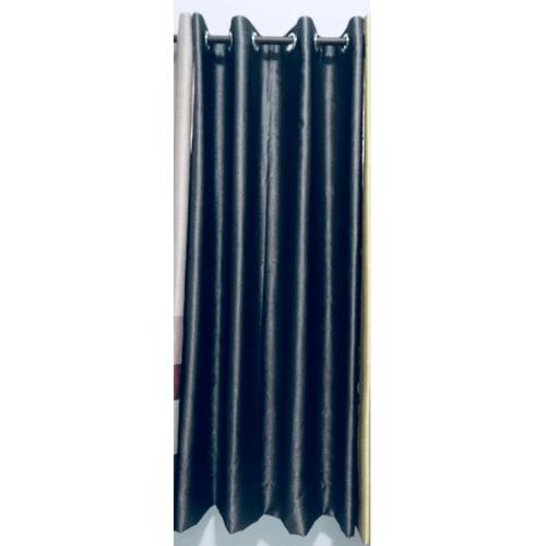 Davinci ผ้าม่านหน้าต่าง ขนาด (150 x 160 ซม.) Y6002-4 สีเทา-น้ำเงิน