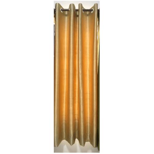 Davinci ผ้าม่านหน้าต่าง ขนาด (150 x 160 ซม.) Y6002-8 สีทอง