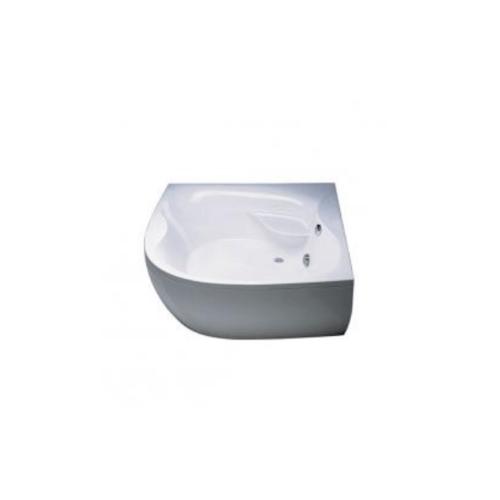 MOGEN อ่างอาบน้ำธรรมดา พร้อมสะดืออ่างอาบน้ำ (แบบลอย)   MBS02  สีขาว