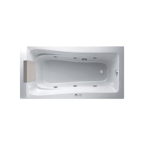 MOGEN อ่างอาบน้ำวน พร้อมหมอนหนุน (แบบฝัง)  MB17P