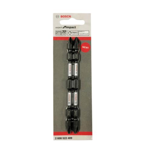 BOSCH ดอกไขควง ดำ 2Pcs PH2-110mm Impact Bosch ดอกไขควง ดำ 2Pcs PH2-110mm Impact Bosch