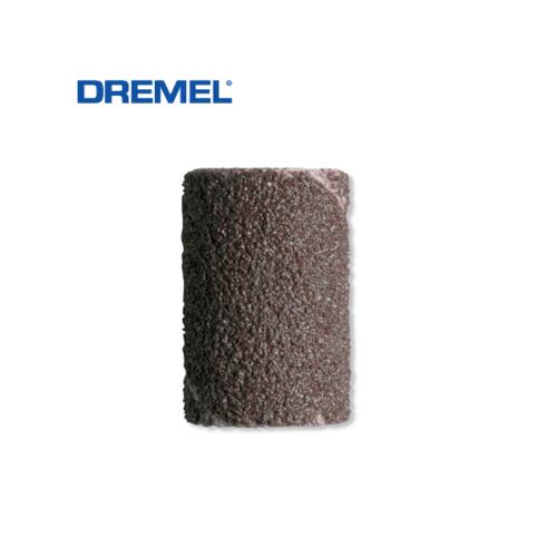 Dremel ปลอกกระดาษทราย 1/4 #120  438  สีน้ำตาล