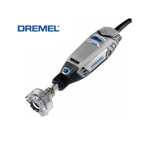 Dremel ชุดประกอบเลื่อยไม้เล็ก  670 MX สีดำ-เทา