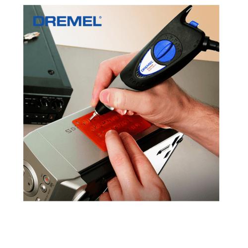 Dremel ปากกาไฟฟ้า&ปืนยิงกาว 290&930 สีเทา