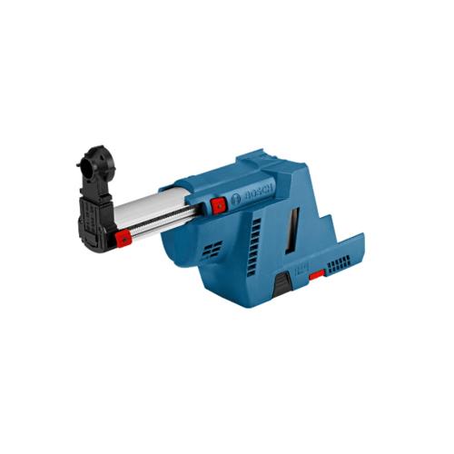 BOSCH Dust Free สว่านโรตารี่ GBH18V26 ขนาดเจาะ 4 - 16 มม. GDE18V-16 Bosch GDE18V16 สีน้ำเงิน