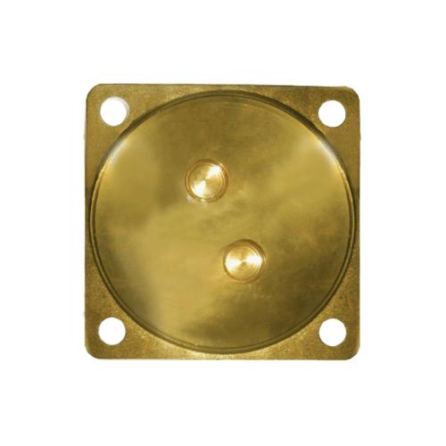 IRIS ฝาปิดส้วมทองเหลือง 5   -