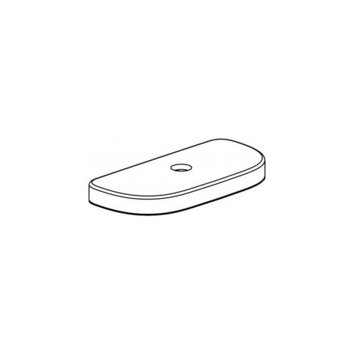 American Standard ฝาหม้อน้ำ ซิกเนท สีขาว 4309C-WT 4309C-WT สีขาว