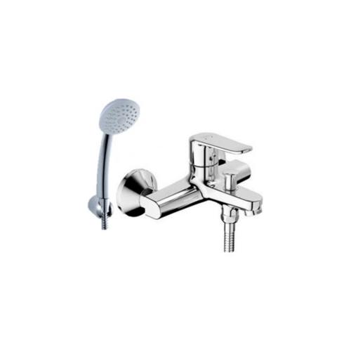 American Standard ก๊อกผสมอ่างอาบน้ำนีโอโมเดิร์น-ชุดฝักบัว A-0711-200 A-0711-200 สีโครเมี่ยม