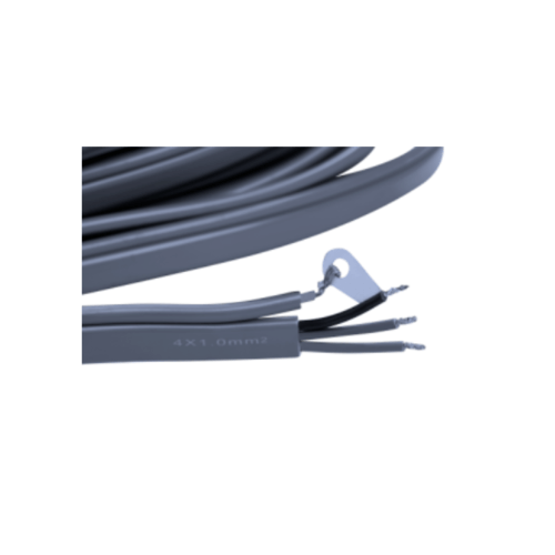 SUMOTO POMPA  ปั๊มน้ำบาดาล 1 Hp 14 ใบพัด ขนาดท่อ 1 1/4 นิ้ว 4SE2-68/14-075M สีโครเมี่ยม