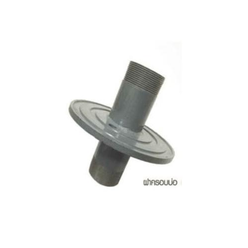 SUMOTO POMPA ปั๊มบาดาล 1.5 Hp 7 ใบพัด ขนาดท่อ 2 นิ้ว, 4SE9-27/7-110M 4SE9-27/7-110M สีโครเมี่ยม