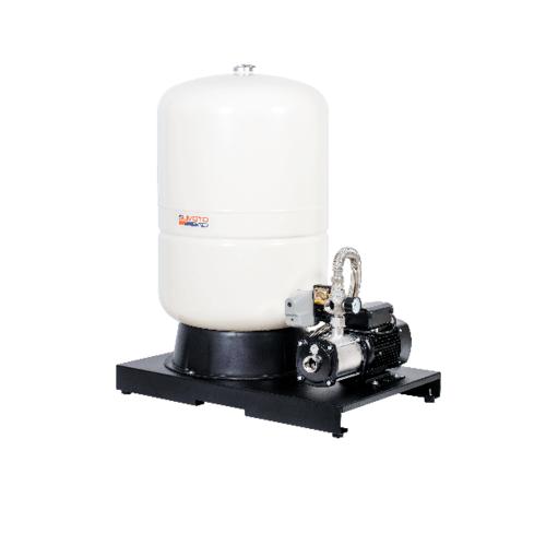 SUMOTO ปั๊มน้ำอัตโนมัติเดี่ยว ชุดBOOSTER 2.5Hp.380V ถัง 150L. SP-MAXI-BOOST803150T