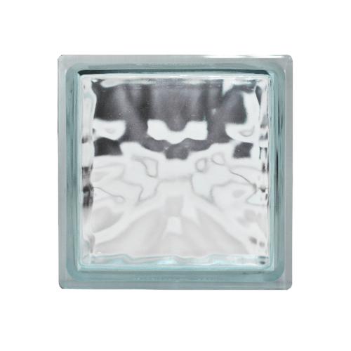 ช้างแก้ว บล็อกแก้วใส 3 NEXT ลายพริ้วแก้ว  N-003/00 A.