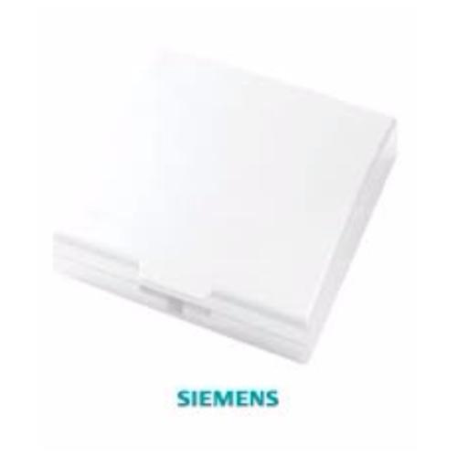 SIEMENS ฝากันน้ำสำหรับสวิทซ์ DELTA azioขนาด 120 มม. สีขาว 5TG9 862-4PB01 ขาว