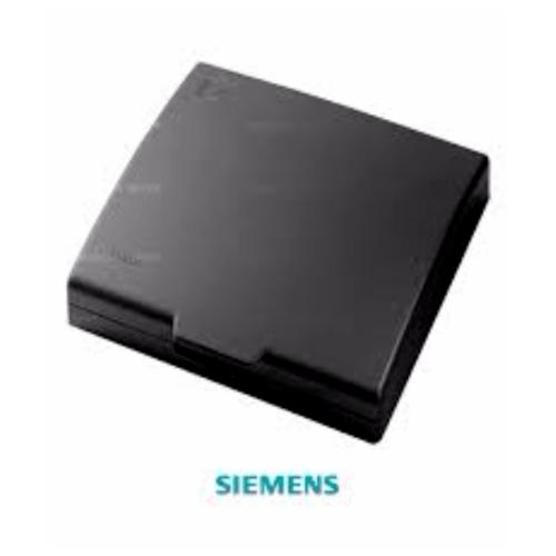 SIEMENS ฝากันน้ำสำหรับสวิตซ์ DELTA azio ขนาด 120 มม. สีดำ 5TG0 6461NC3