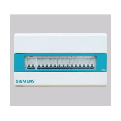 SIEMENS เครื่องตัดไฟอัตโนมัติ 14 ช่อง 63A 8GB3311-5TH01-S ขาว-เขียว