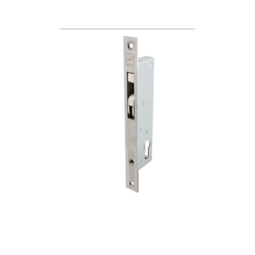 HAFELE ตลับกุญแจ Mortise lockบานเลื่อนเฟรมแคบ 911.75.111