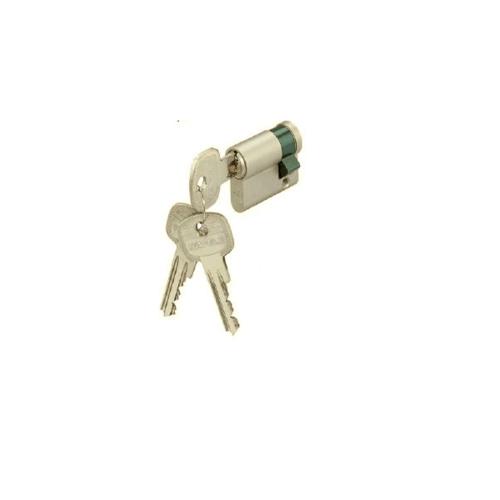 HAFELE ไส้กุญแจไข 2 ทาง 916.00.051 สีทองเหลืองเงา