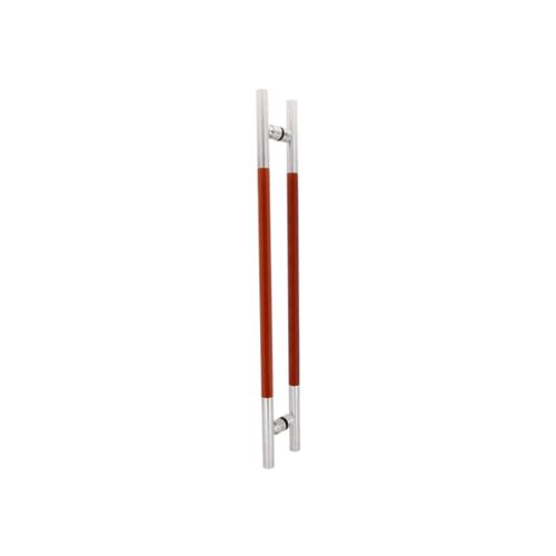 HAFELE HAFELE มือจับประตูสแตนเลส/ไม้ สำหรับประตูบานดึง 903.01.320 ขนาด 1000 มม. 903.01.320