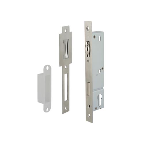 HAFELE ตลับกุญแจระบบมอร์ทิสล็อคสำหรับประตูเฟรมแคบเปิด2ทาง 911.77.280
