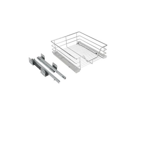 HAFELE ชุดตะแกรงสเตนเลสแบบเปิดหน้าบานขนาด 900มม.495.35.125 495.35.125