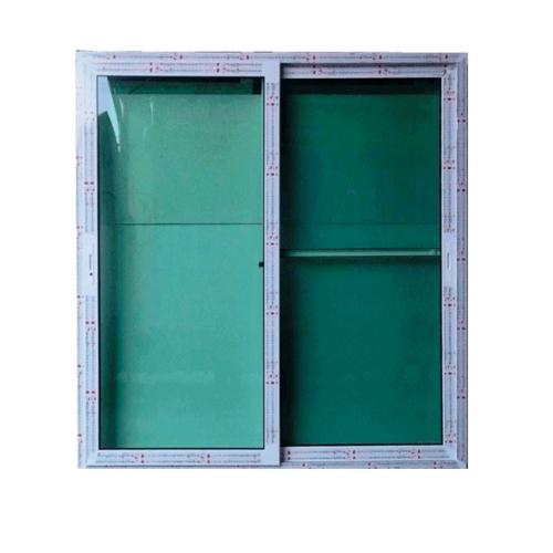 RKT ประตูไวนิลบานเลื่อน  SS 200x230ซม.  สีขาว