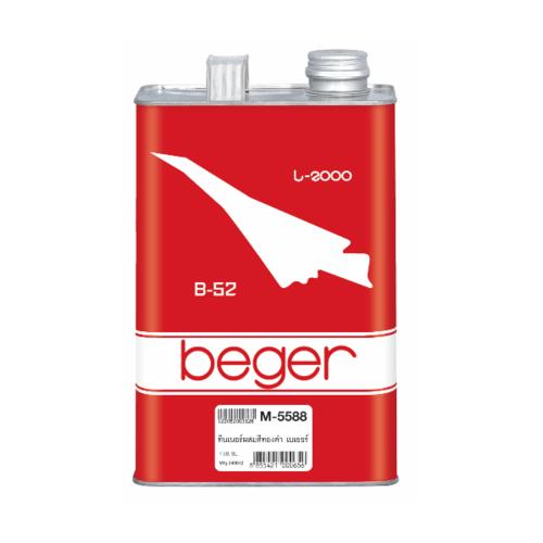 Beger ทินเนอร์ ผสมสีทองคำ A/T 5588