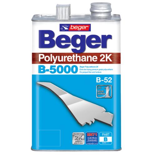 Beger ยูรีเทน ชนิดด้าน  (ภายใน) B-5000 / I-513