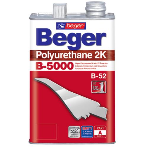Beger ยูรีเทน B-5000 ชนิดด้าน  -E-511  7L