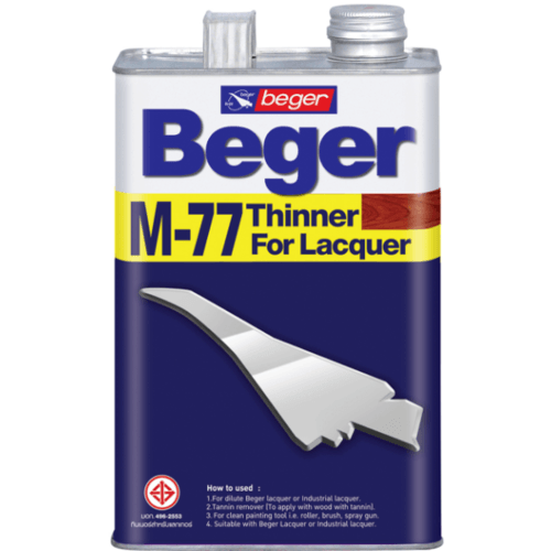 Beger ทินเนอร์  M-77 กล.
