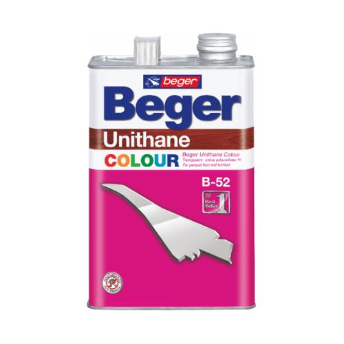 Beger ยูนีเทนสีโพลี  U-301 สีไม้สักทอง กล.
